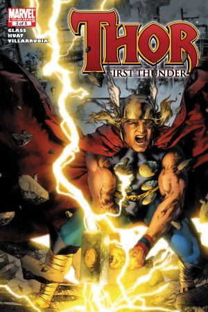 Thor: First Thunder #3