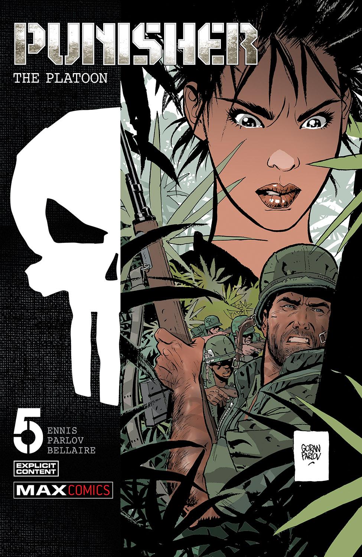 Punisher: The Platoon (2017) #5