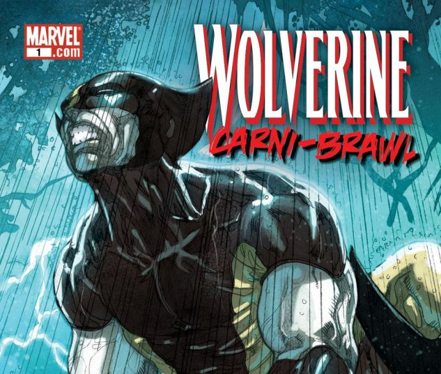 Cover from Wolverine: Carni-Brawl (2010) #1