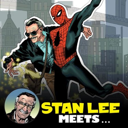 Stan Lee Meets Silver Surfer