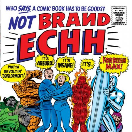 Not Brand Echh (1967 - 1969)