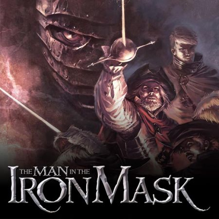 MARVEL ILLUSTRATED: THE MAN IN THE IRON MASK (20