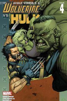 Ultimate Wolverine Vs. Hulk (2005) #4