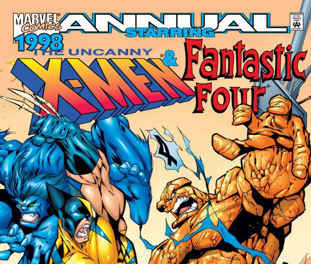 Uncanny_X_Men_Fantastic_Four_Annual_1998