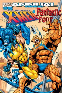 Uncanny X-Men/Fantastic Four Annual #1