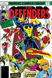 Defenders #62