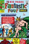 Fantastic Four Annual (1963) #1