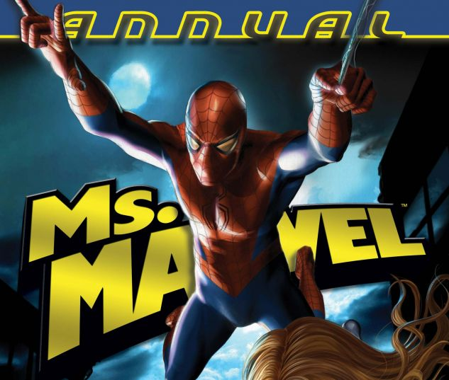 Ms. Marvel Annual (2008) #1