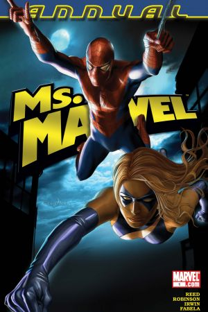 Ms. Marvel Annual #1
