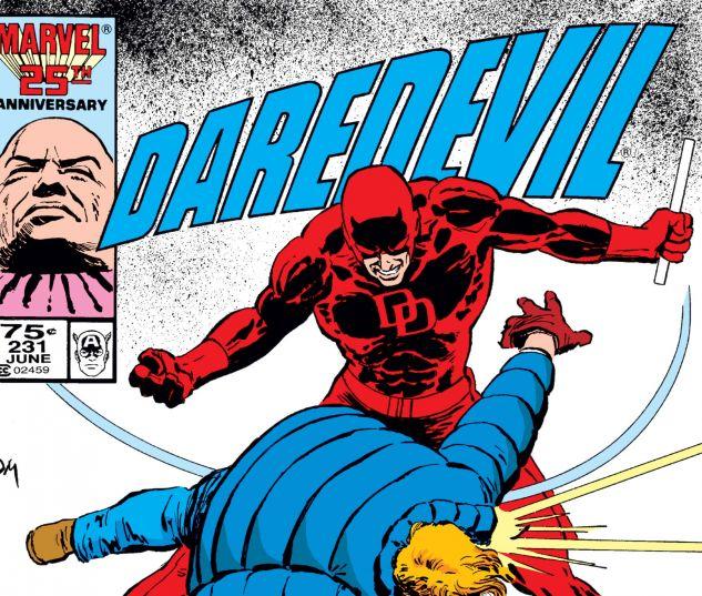 Daredevil (1964) #231