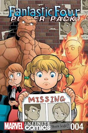 Fantastic Four and Power Pack (2018) #4
