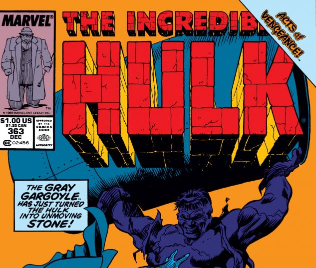 Incredible Hulk (1962) #363
