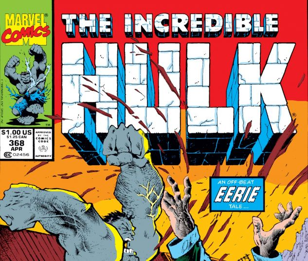 Incredible Hulk (1962) #368