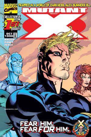 Mutant X (1998) #1