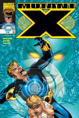 Mutant X (1998) #8
