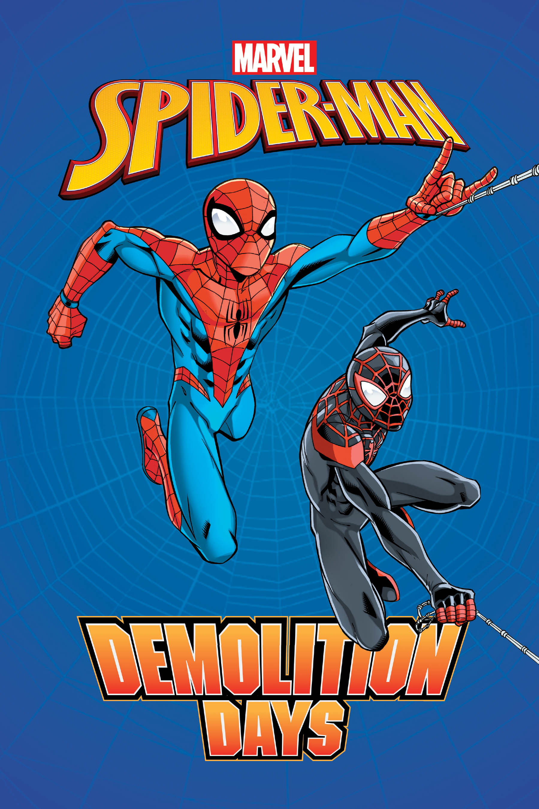 Spider-Man: Demolition Days (Trade Paperback)