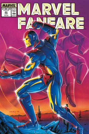 Marvel Fanfare #44