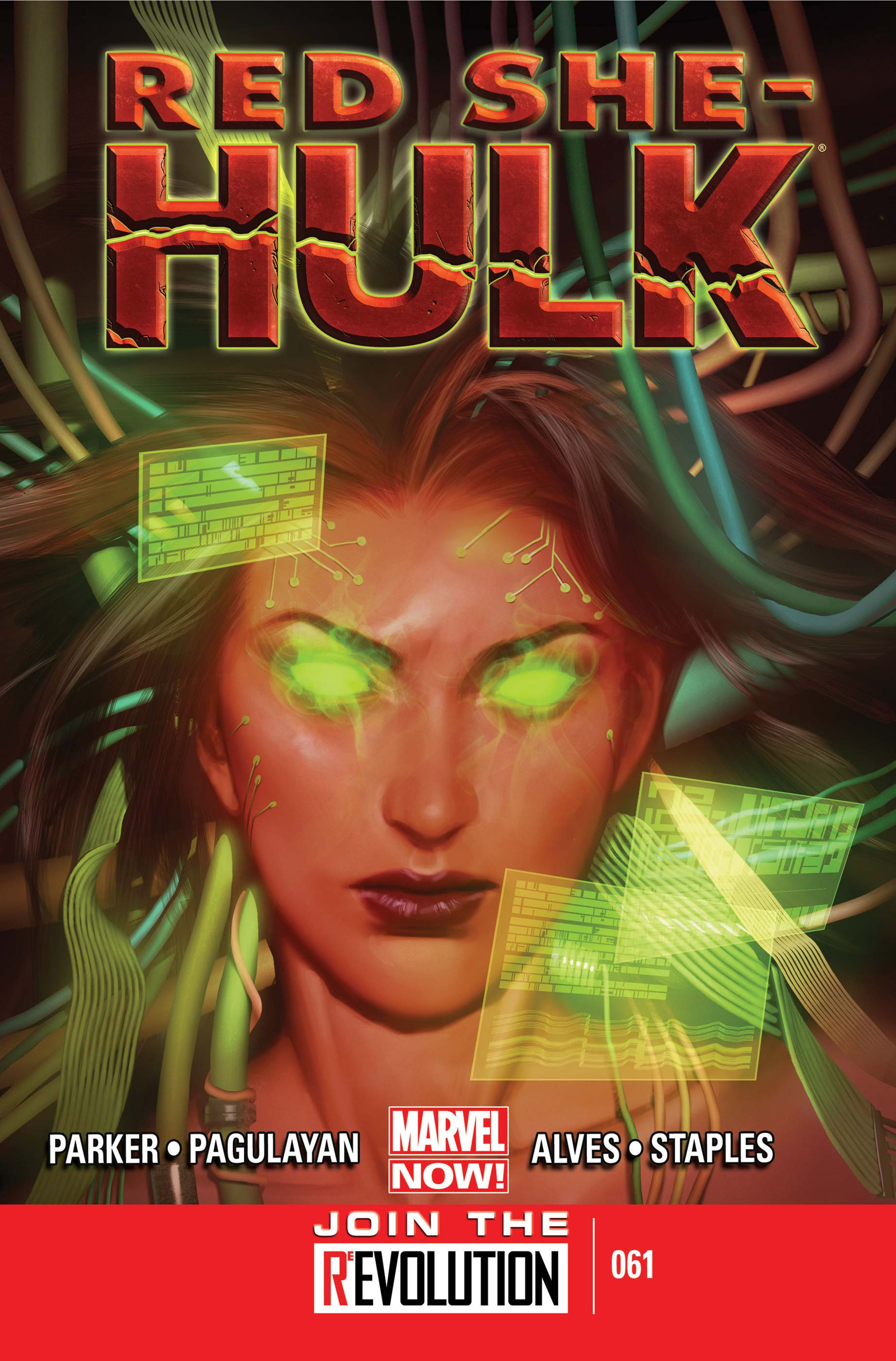 Red She-Hulk (2012) #61