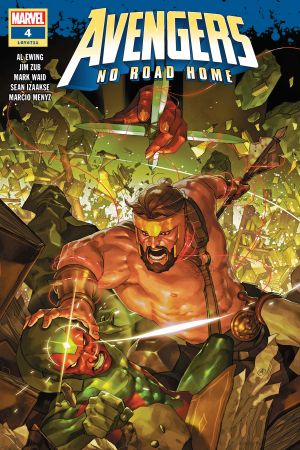Avengers No Road Home #4