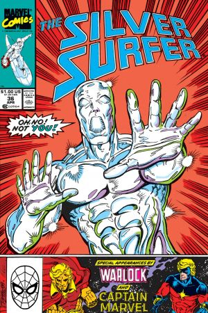 Silver Surfer #36