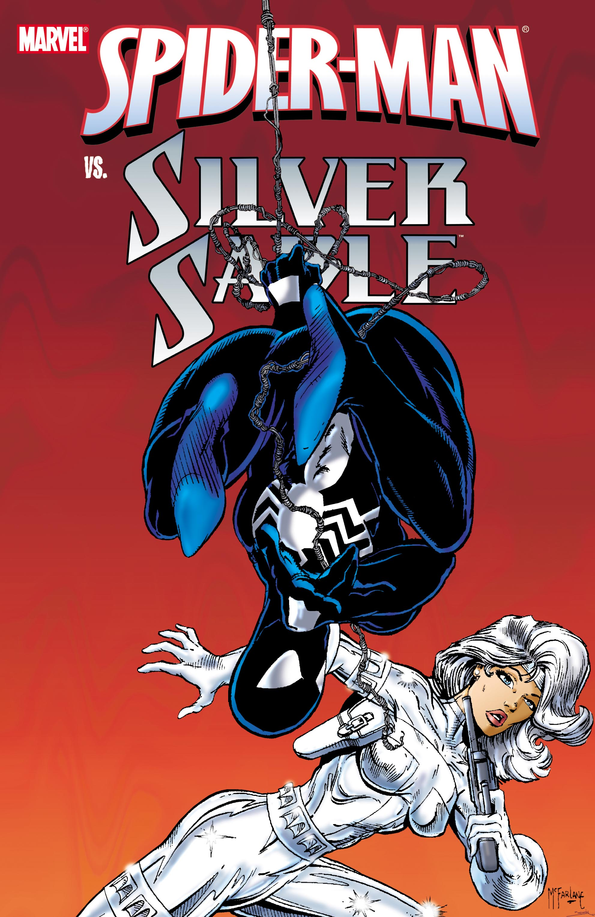 Spider-Man Vs. Silver Sable Vol. 1 (Trade Paperback)