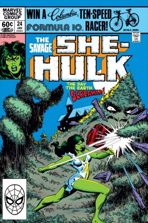 Savage She-Hulk #24