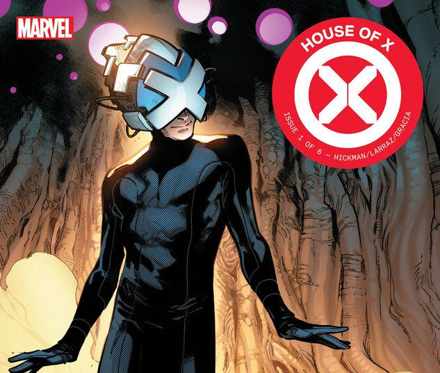 HOUSE OF X 1 DIRECTOR'S CUT EDITION #1