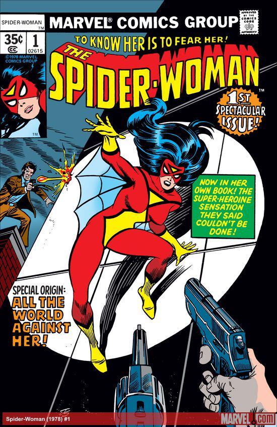 Spider-Woman (1978) #1