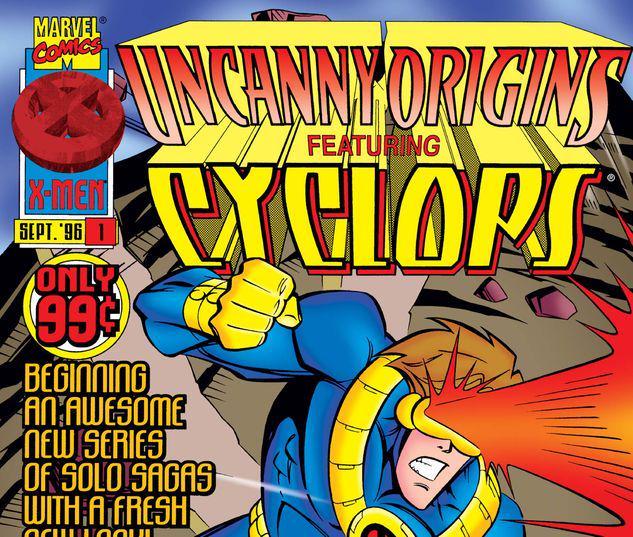 Uncanny Origins #1