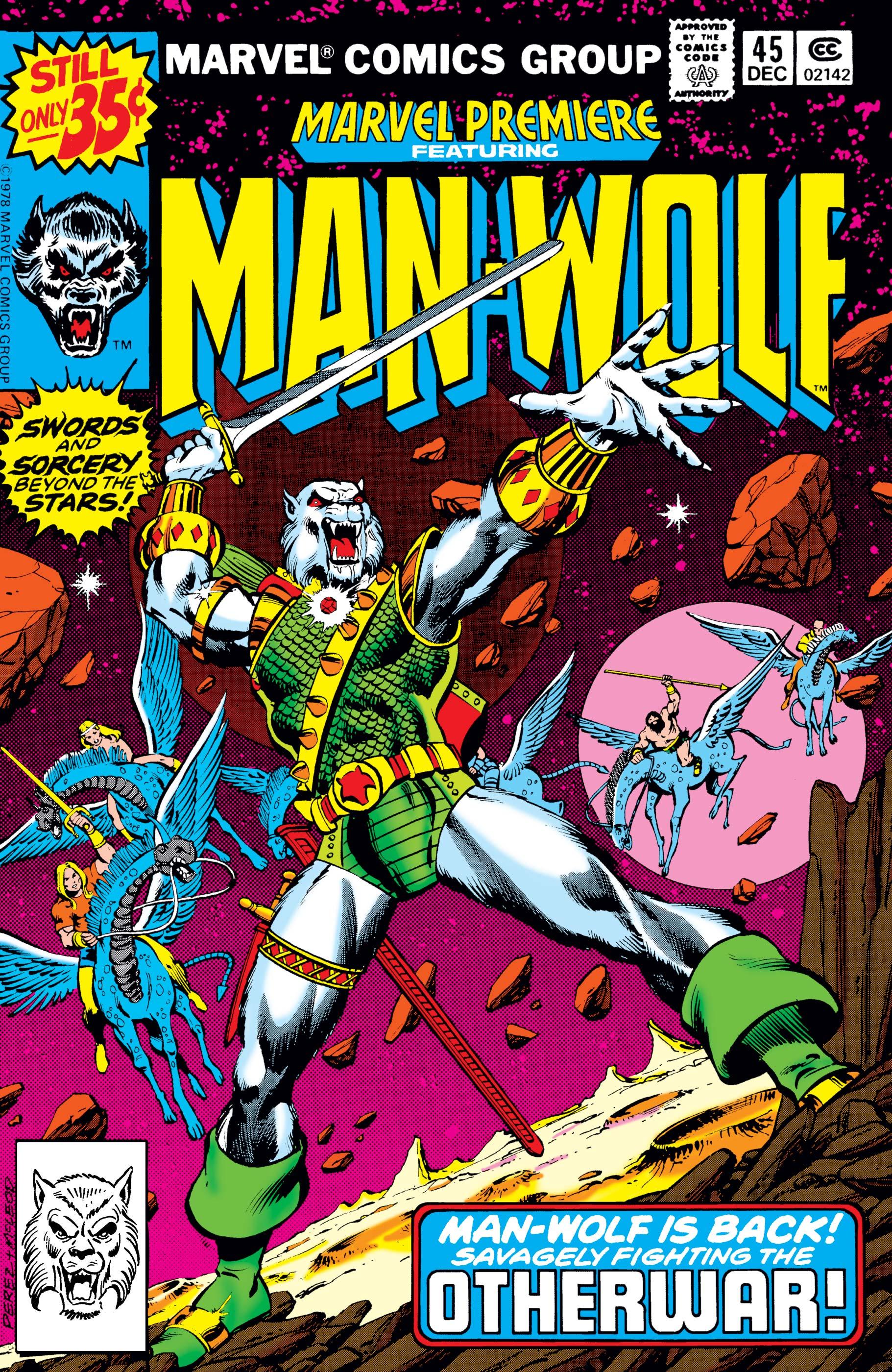 Marvel Premiere (1972) #45