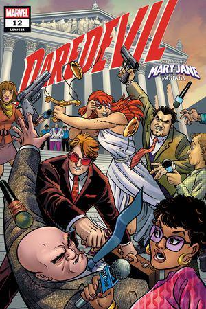 Daredevil (2019) #12 (Variant)