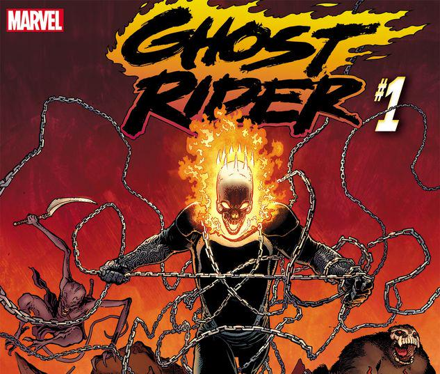 GHOST RIDER 1 DIRECTOR'S CUT EDITION #1