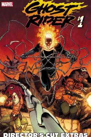 Ghost Rider Director's Cut Edition (2019) #1