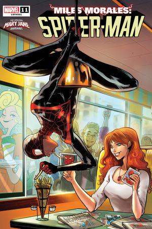 Miles Morales: Spider-Man (2018) #11 (Variant)
