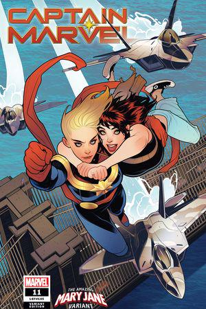 Captain Marvel (2019) #11 (Variant)