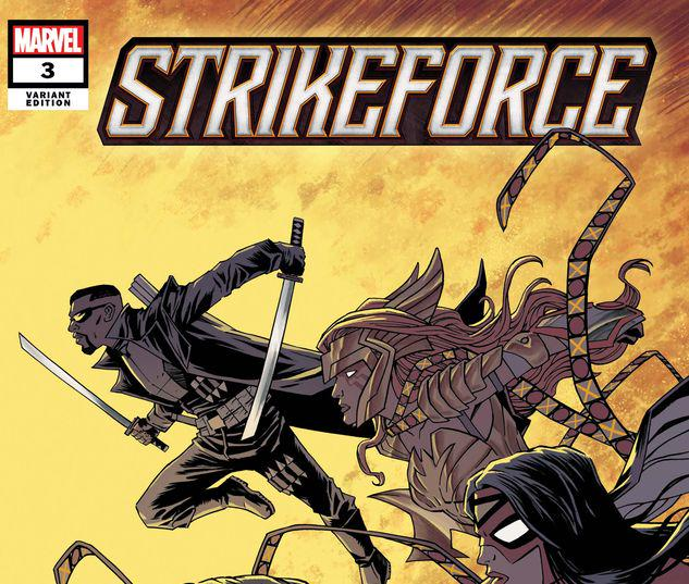 Strikeforce #3