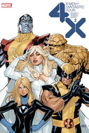 X-Men/Fantastic Four (2020) #2