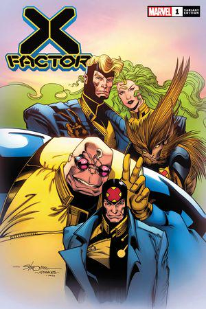X-Factor (2020) #1 (Variant)