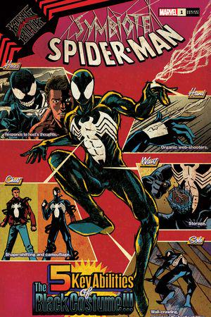 Symbiote Spider-Man: King in Black #1  (Variant)