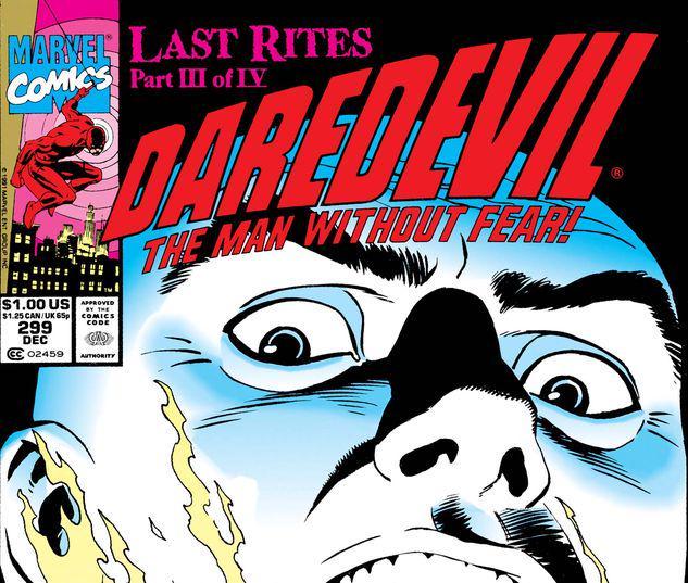 Daredevil #299