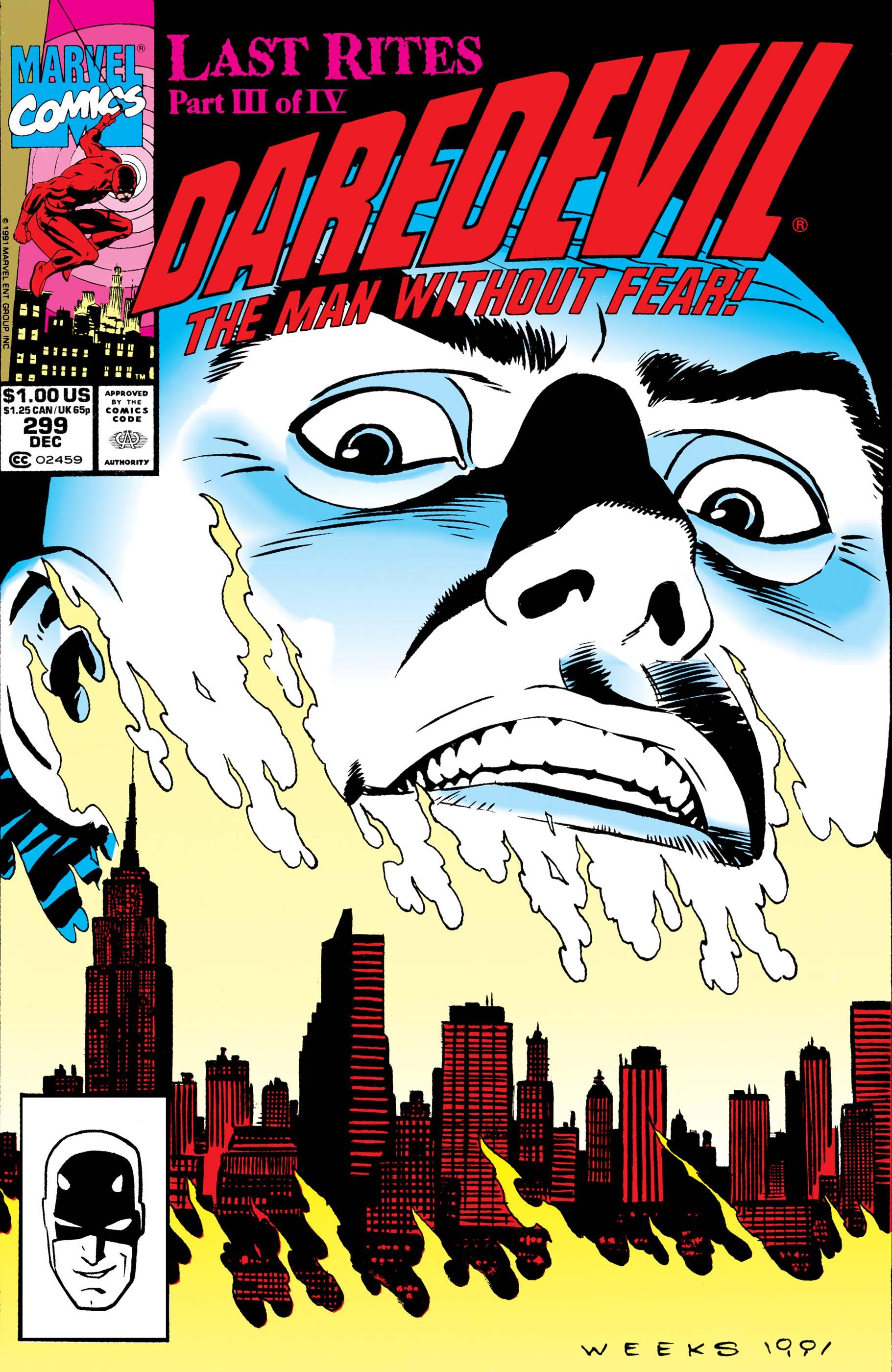 Daredevil (1964) #299