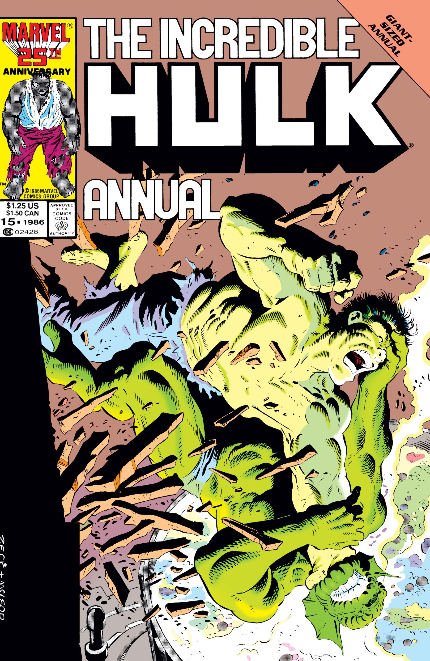 Incredible Hulk Annual (1976) #15