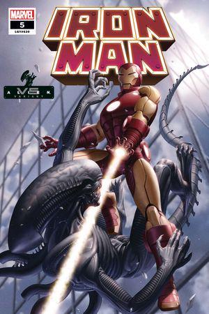 Iron Man (2020) #5 (Variant)