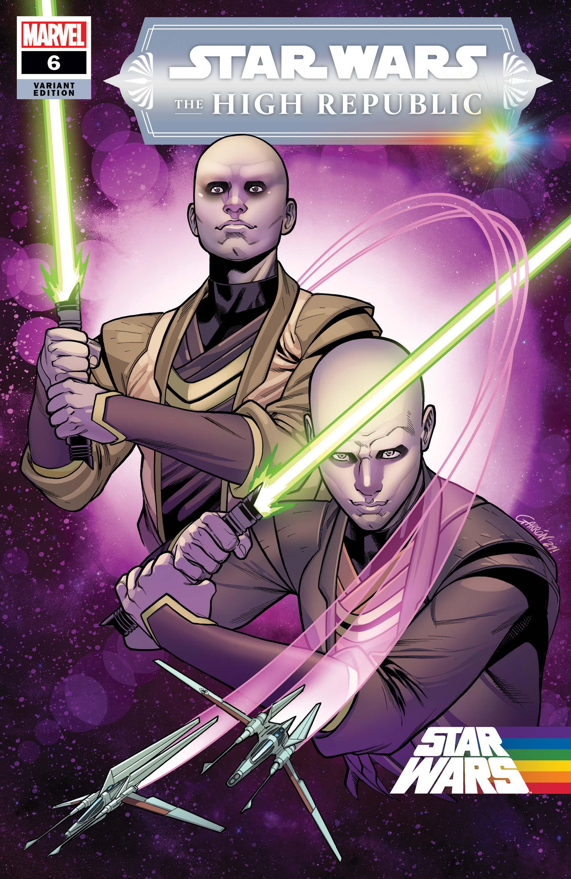 Star Wars: The High Republic (2021) #6 (Variant)