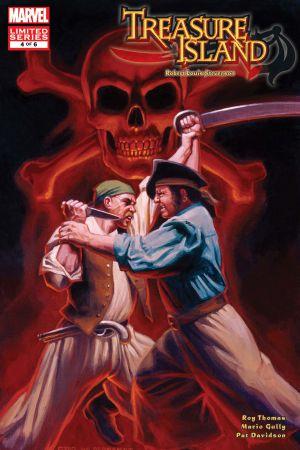 Marvel Illustrated: Treasure Island #4