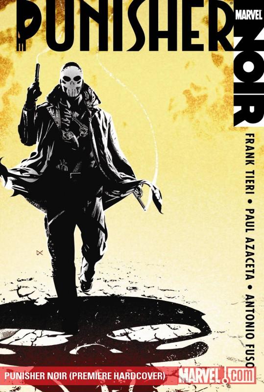 Punisher Noir (Hardcover)