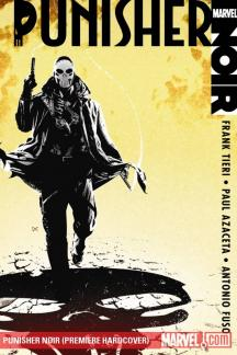 Punisher Noir (Hardcover)