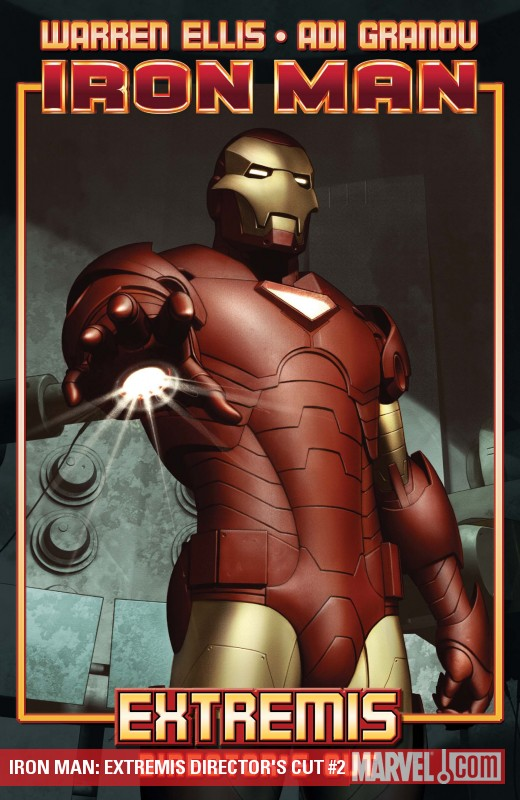 Iron Man: Extremis Director's Cut (2010) #2