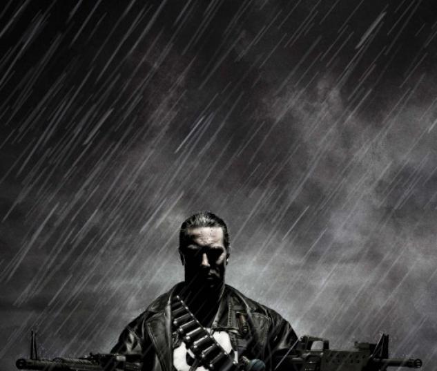 Punisher Max: Get Castle (2010) #1