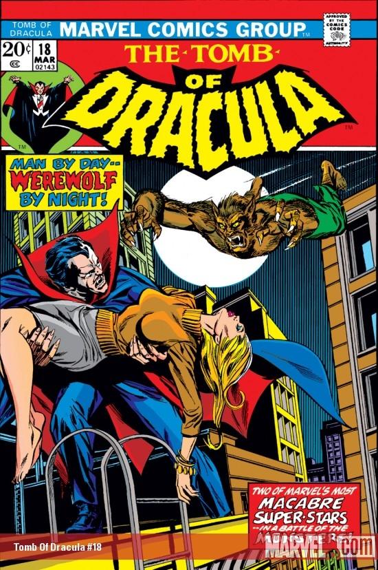 Tomb of Dracula (1972) #18
